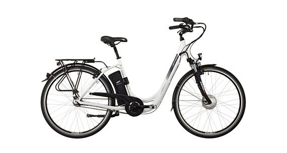 Vermont E-Jersey - Vélo de ville électrique - blanc